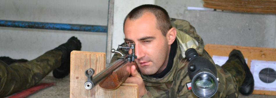 Ćwiczenia na strzelnicy