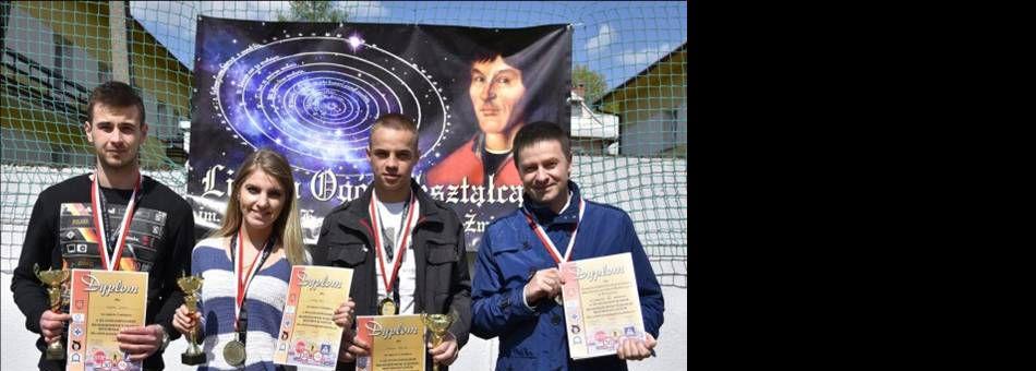 Pierwsze miejsce dla Trzcinicy w Ogólnopolskim Młodzieżowym Turnieju Motoryzacyjnym – w  etapie powiatowym!