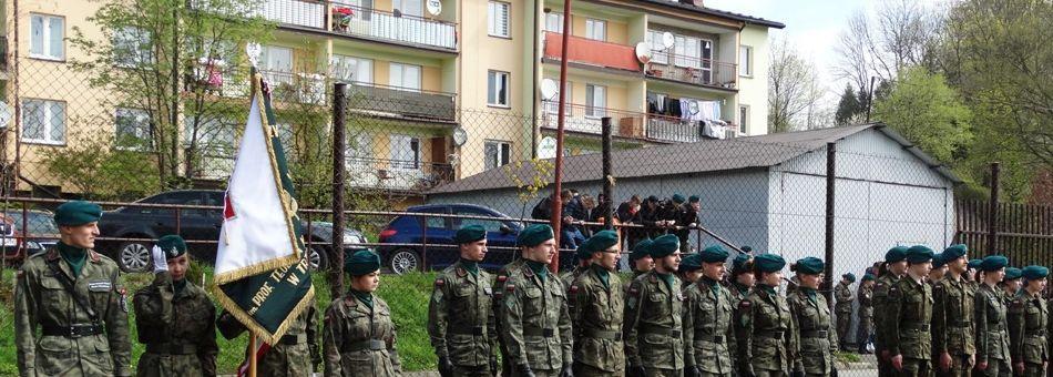 III miejsce w Wojewódzkim Przeglądzie Musztry Paradnej
