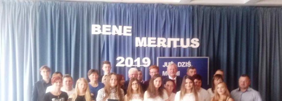"""Nagroda """"Bene Meritus"""""""