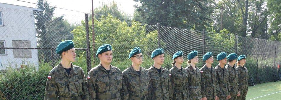 Obóz szkoleniowy dla klas mundurowych